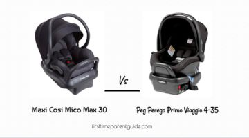 The Maxi Cosi Mico Max 30 Or
