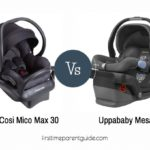 The Maxi Cosi Mico Max 30 Vs Uppababy Mesa