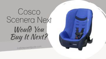 The Cosco Scenera Next