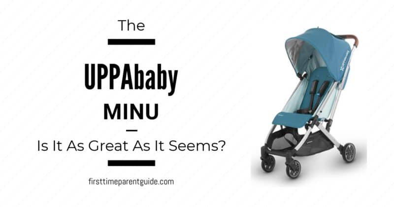 Is The UPPAbaby MINU Stroller
