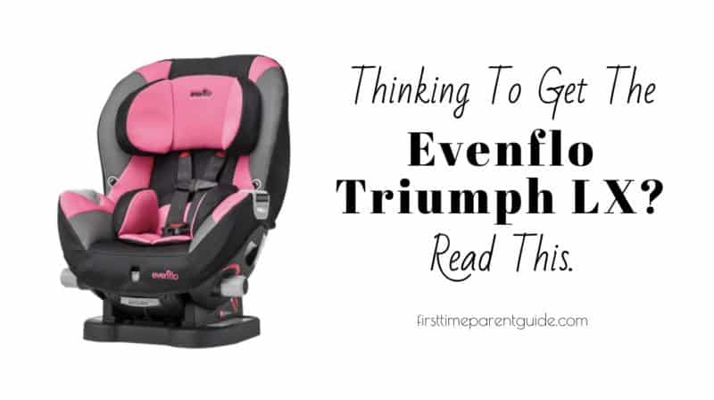 The Evenflo Triumph LX