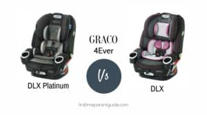 The Graco 4ever DLX Platinum and