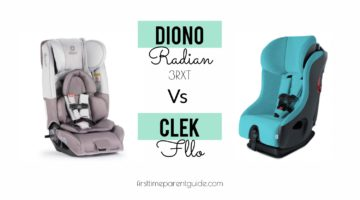 The Diono Radian 3RXT Or