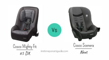 The Cosco Mighty Fit 65 DX And