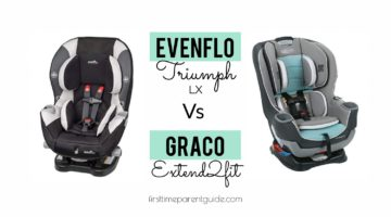 The Evenflo Triumph LX Or