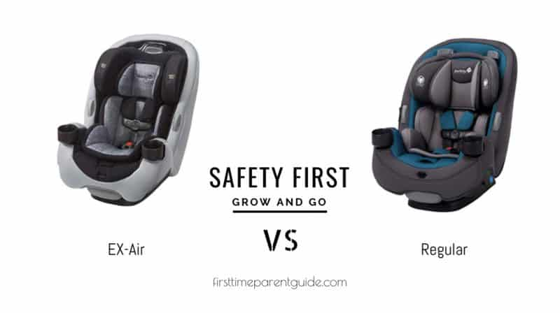 The Safety 1st Grow And Go Ex Air Or