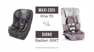 The Maxi Cosi Pria 70 and