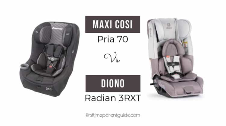 The Maxi Cosi Pria 70 and