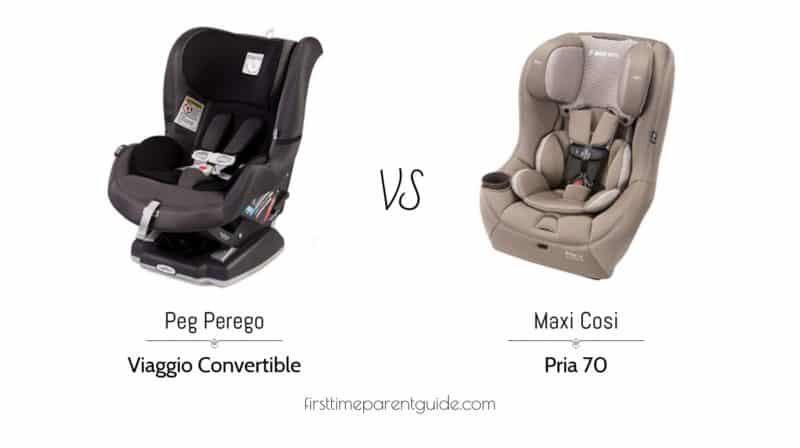The Peg Perego Viaggio Convertible and