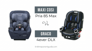 The Maxi Cosi Pria 85 Max And