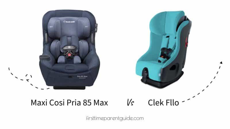 The Maxi Cosi Pria 85 Max Convertible Car Seat Or