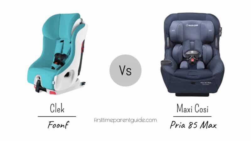 the clek foonf car seat or