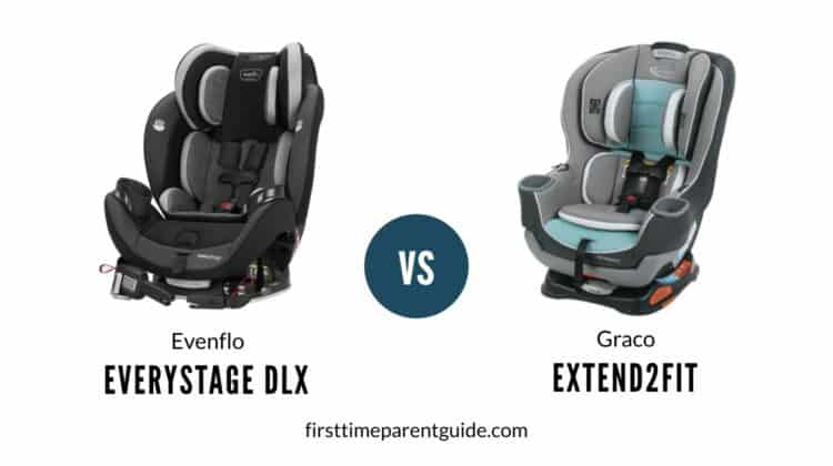 The Evenflo Everystage DLX Or
