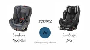 The Evenflo Symphony DLX and
