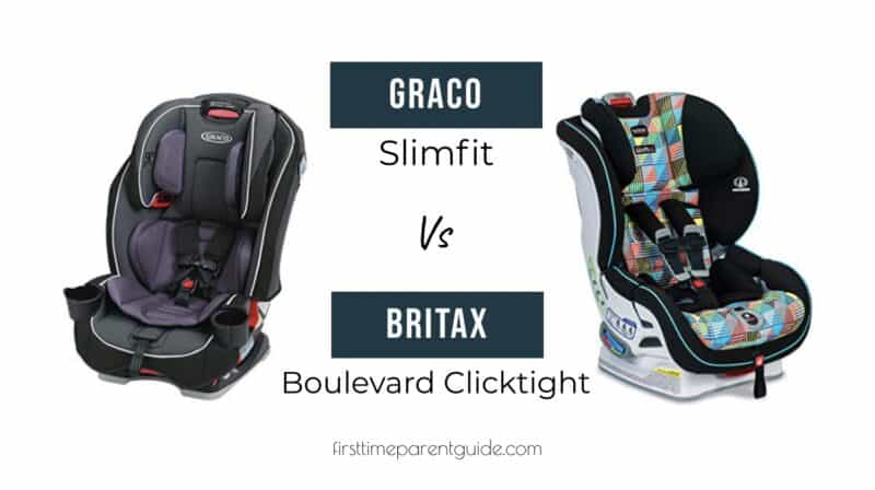 The Graco Slimfit and