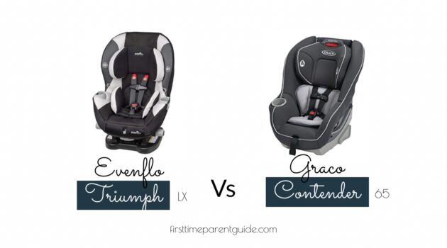 The Evenflo Triumph LX And